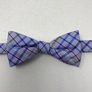 Stafford Bow Tie Plaid